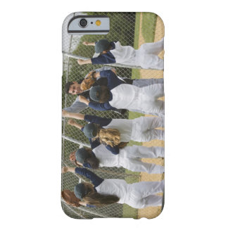 Coach with baseball team barely there iPhone 6 case