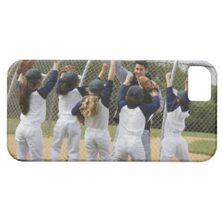 Coach with baseball team iPhone 5 cases