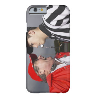 Coach Yelling at Referee Barely There iPhone 6 Case