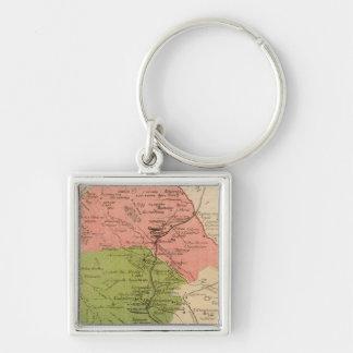 Coahuila, Mexico Key Ring