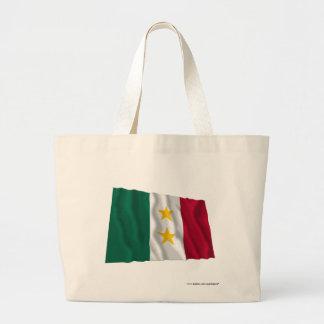 Coahuila y Tejas Flag Jumbo Tote Bag