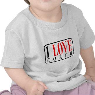 Coaker, Alabama City Design Shirts