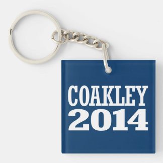 COAKLEY 2014 ACRYLIC KEY CHAINS