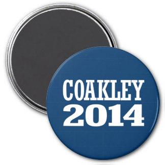COAKLEY 2014 MAGNETS