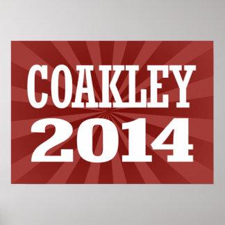 COAKLEY 2014 POSTER