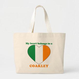 Coakley Tote Bags