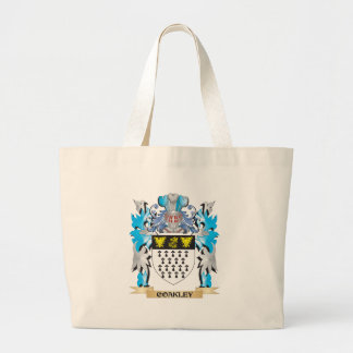 Coakley Coat of Arms - Family Crest Canvas Bag