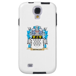 Coakley Coat of Arms - Family Crest Galaxy S4 Case