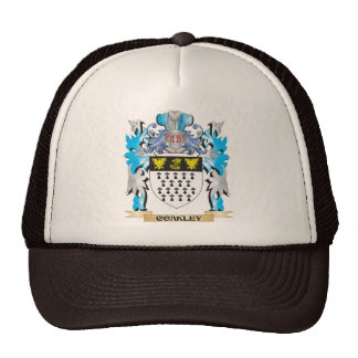 Coakley Coat of Arms - Family Crest Mesh Hat