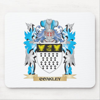 Coakley Coat of Arms - Family Crest Mouse Pads