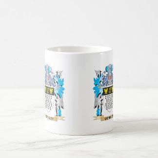 Coakley Coat of Arms - Family Crest Coffee Mug