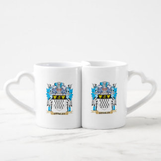 Coakley Coat of Arms - Family Crest Couples Mug