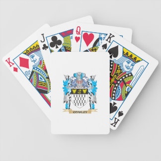 Coakley Coat of Arms - Family Crest Playing Cards