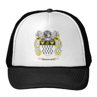 Coakley Coat of Arms Mesh Hat