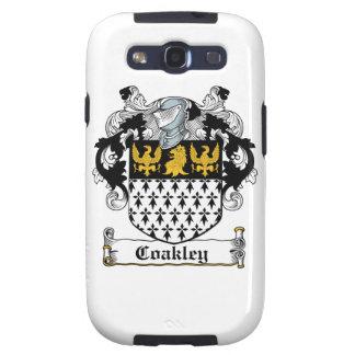 Coakley Family Crest Samsung Galaxy S3 Case