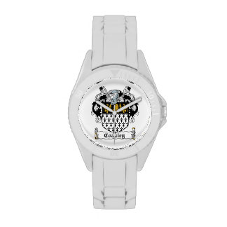 Coakley Family Crest Watches