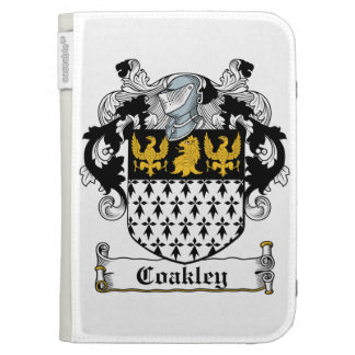 Coakley Family Crest Kindle 3G Covers