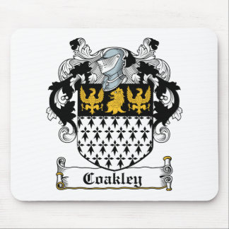 Coakley Family Crest Mouse Pad
