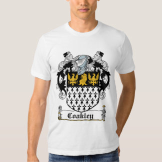 Coakley Family Crest T Shirt
