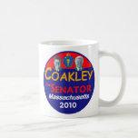COAKLEY Senate Mug