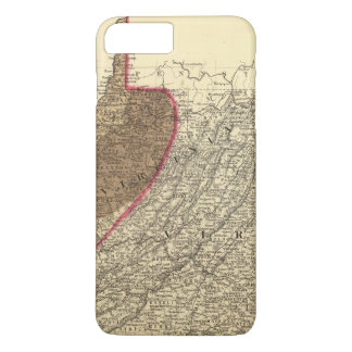 Coal fields in West Virginia iPhone 8 Plus/7 Plus Case