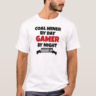 Coal Miner Gamer T-Shirt