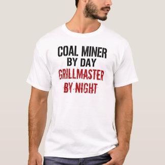 Coal Miner Grillmaster T-Shirt