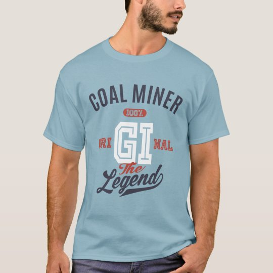 Coal Miner Original T-Shirt
