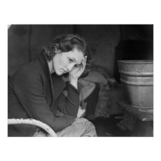 Coal miner's daughter – 1936. poster