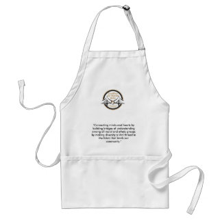 Coalition for Racial Unity Standard Apron