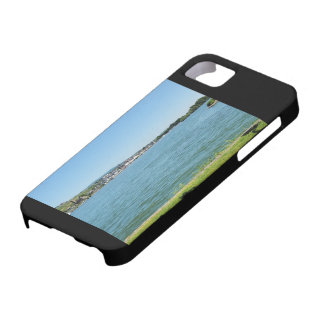 Coarse home on the Rhine iPhone 5 Cover