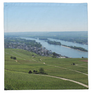Coarse home on the Rhine Napkin