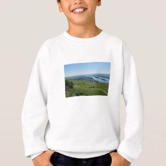 Coarse home on the Rhine Sweatshirt