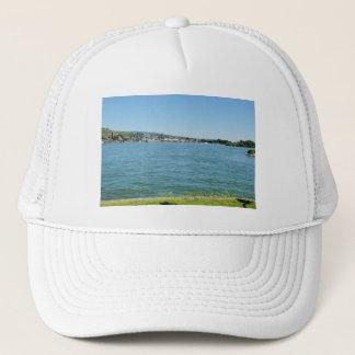 Coarse home on the Rhine Trucker Hat