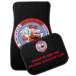 Coast Guard Air Station Atlantic City Car Mat