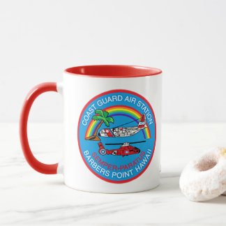 Coast Guard Air Station Barbers Point Hawaii Mug