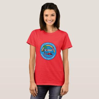 Coast Guard Air Station Barbers Point Hawaii T-Shirt
