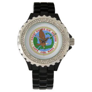 Coast Guard Air Station Cape Cod Wristwatch