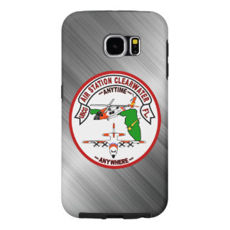 Coast Guard Air Station Clearwater Samsung Galaxy S6 Cases