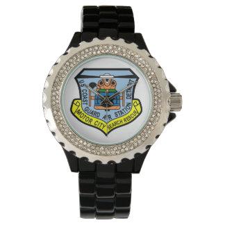 Coast Guard Air Station Detroit Wristwatch