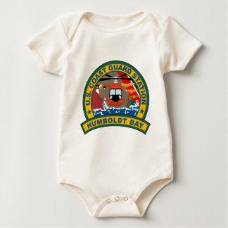 Coast Guard Air Station - Humboldt Bay Baby Bodysuit