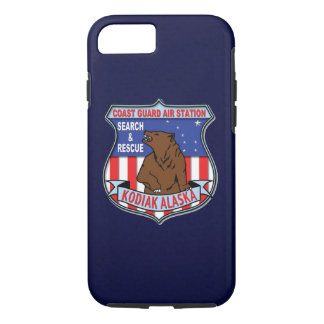 Coast Guard Air Station Kodiak Alaska iPhone 7 Case