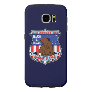 Coast Guard Air Station Kodiak Alaska Samsung Galaxy S6 Cases