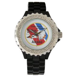 Coast Guard Air Station Sitka Wrist Watch