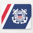 Coast Guard Auxiliary Mose Pad Mouse Mat