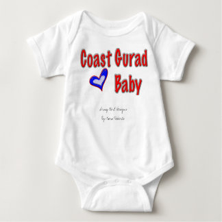 Coast Guard Baby Baby Bodysuit