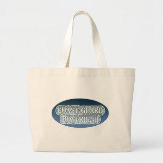 Coast Guard Boyfriend Canvas Bags