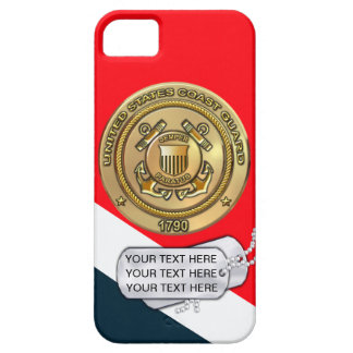 Coast Guard Case For The iPhone 5