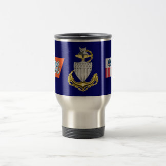 Coast Guard Senior Chief Mug