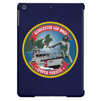 "Coast Guard Station Gloucester ""Navy Blue"" iPad Air Cover"